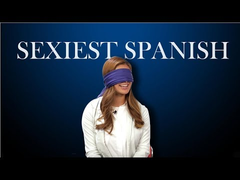 Sexiest Spanish Accent: Women Respond