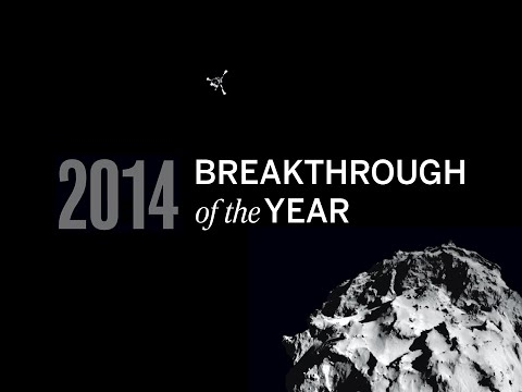 Science's Breakthrough of the Year 2014!