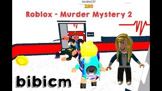 ROBLOX-Murder Mystery 2-First video