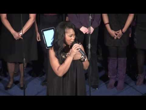 Singology Gospel Choir Christmas Concert 14 December 2011