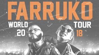 Lary Over - Farruko World Tour 2018