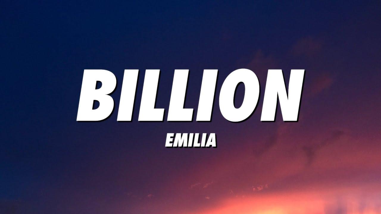 Download Emilia - Billion (Lyrics/Letra)