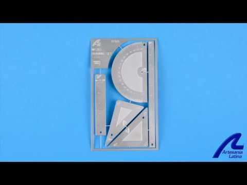 Micro Drawing Set (Artesania Latina ref. 27325)