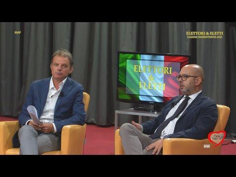 Elettori & Eletti 2020, Antonio Nespoli e Aldo Balducci, candidati Forza Italia