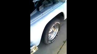 1965 Chevy shortbed step-side classic truck
