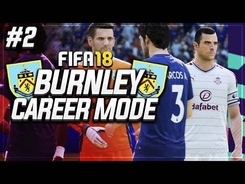THIS IS EMBARRASSING!! #2 - FIFA 18 BURNLEY CAREER MODE