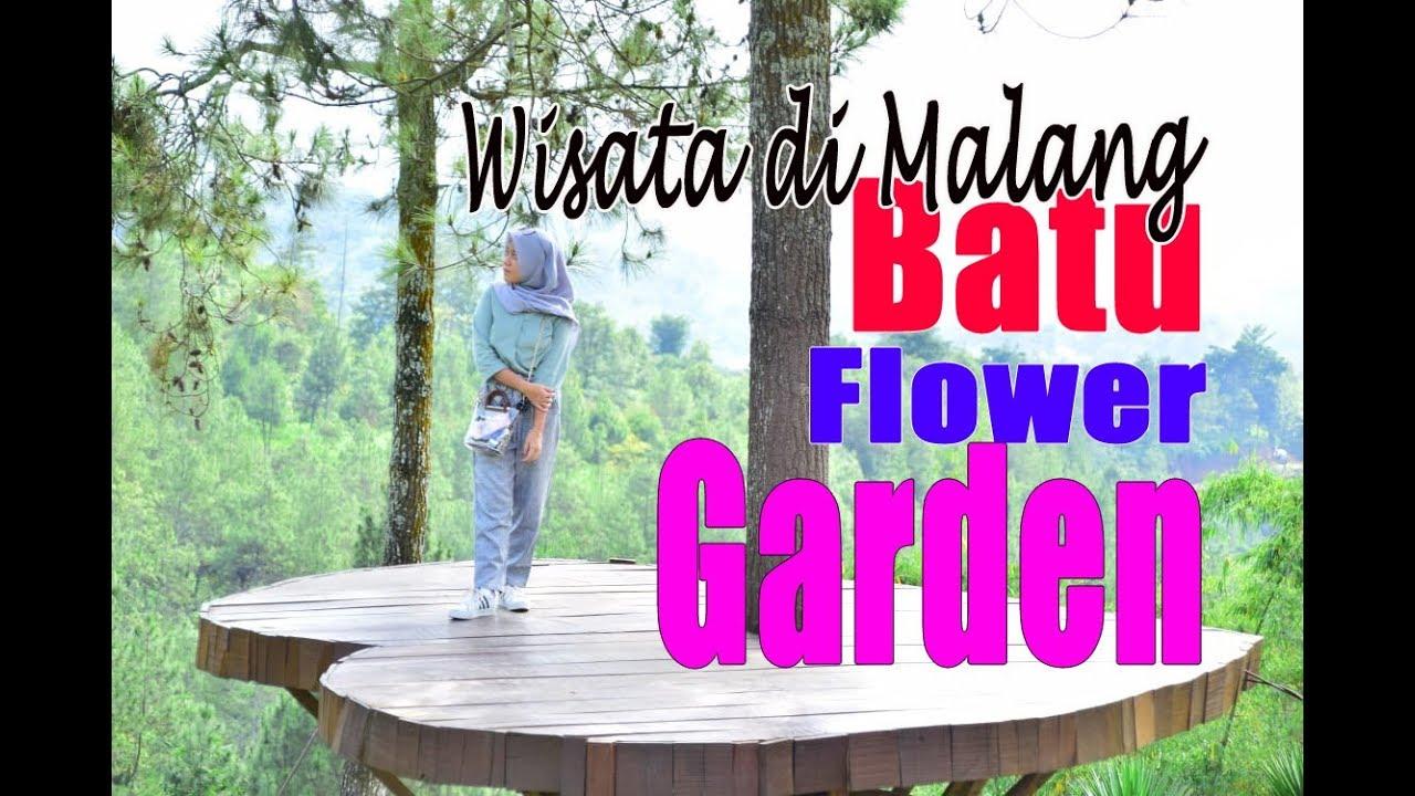 Wisata Liburan Di Malang Batu Flower Garden