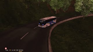 Euro Truck Simulator 2 - Discovery P.O Sugeng Rahayu + Map I.Z.I Vol-1 Standalone Map Indonesia (P)