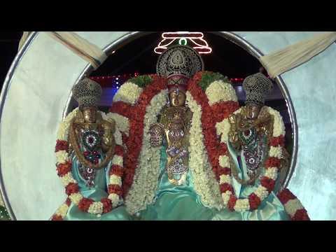 Sri Vedantha Desikar Devasthanam 2018 Chandra Prabha