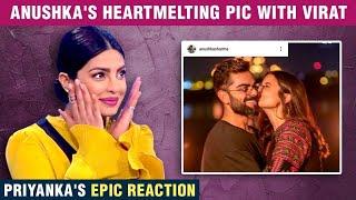 Anushka Sharma Adorable Pictures With Husband Virat Kohli Post His Birthday, Priyanka Chopra Reacts