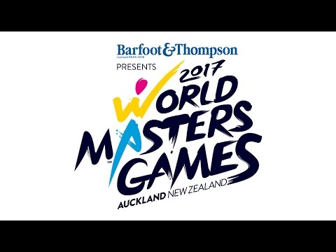World Masters Games 2017 - Day One