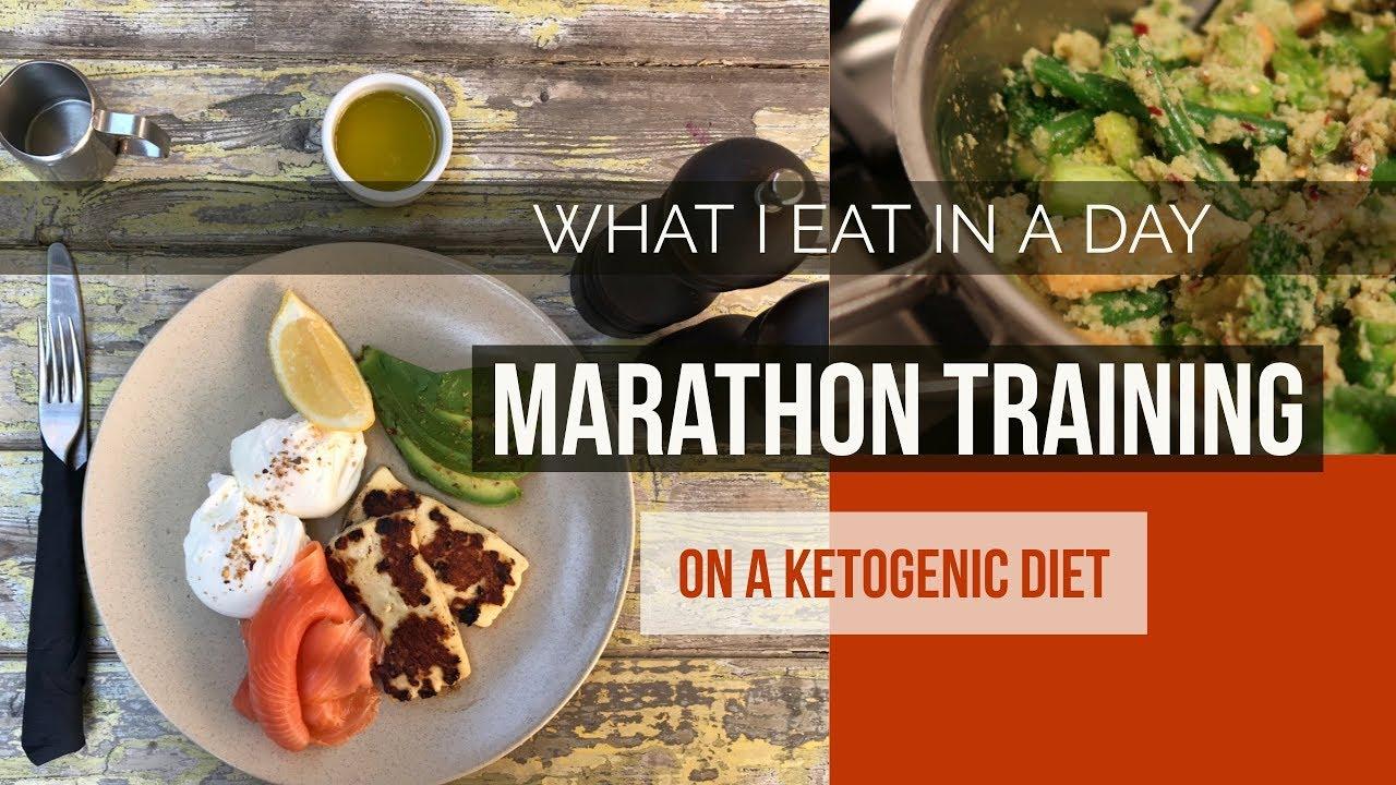 ketone diet plan marathon