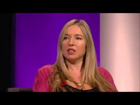 Victoria Coren Mitchell on ITV The Agenda 10.11.14