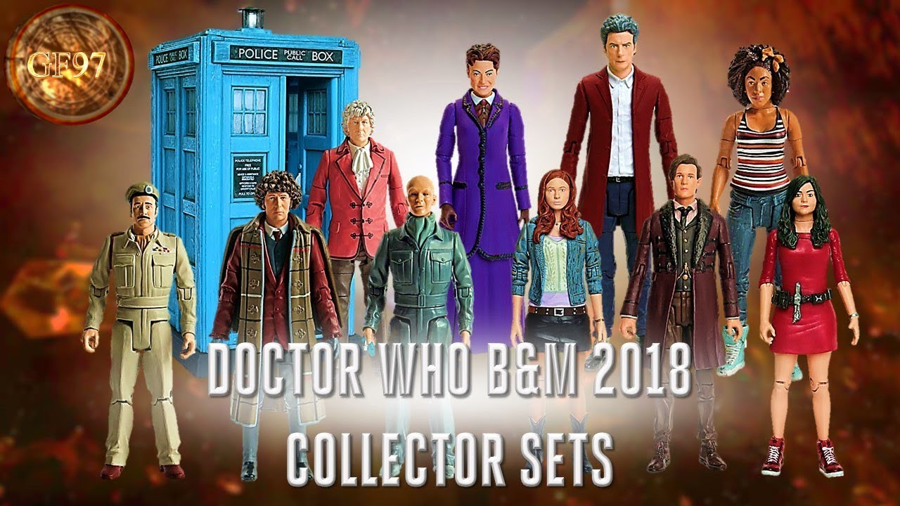 "Dr Who Twelfth 12th Doctor 5.5/"" collector 3 Set Figure Missy Potts Capaldi"