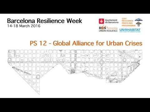 PS 12 - Global Alliance for Urban Crises