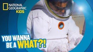 Cosmic Costumer | WEIRD BUT TRUE JOBS