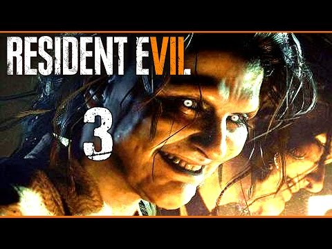 | COME TO MOMMY! | Part 3, RESIDENT EVIL 7 Playthrough Gameplay