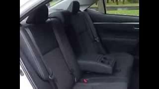 Новая Toyota Corolla 2013  Тест драйв от Ивана Зенкевича