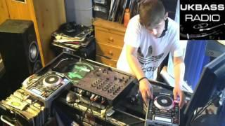 DJ NEWTON FT. MC's MARINIO & HYDE UKBASSRADIO 02 07 16