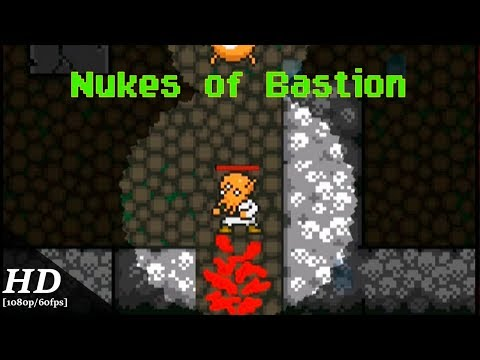 Nukes Of Bastion Android Gameplay [60fps]