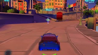 Cars 2 The Game Cars Battle Gameplay HD