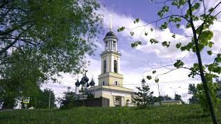 видео Анно-Зачатьевская церковь