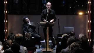 Simon Critchley and Cornel West in Conversation at BAM
