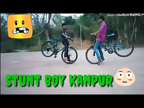 Cycle stunts mtb,stoppie, bmx, wheeling tricks in hindi