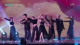 Jimin BTS 2016  اداء جيمين  والرقص على المسرح  رائع