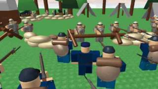 Roblox civil war (Parallell universe)
