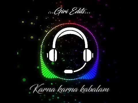 Karna Karna Kabalam Folk Beat Drums Music Youtube