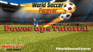 World Soccer Forever: Powerups - a free Miniclip game