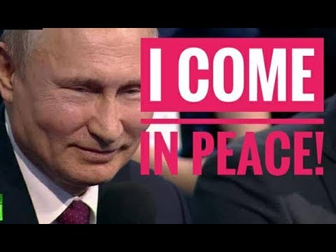 Putin: You failed to contain Russia