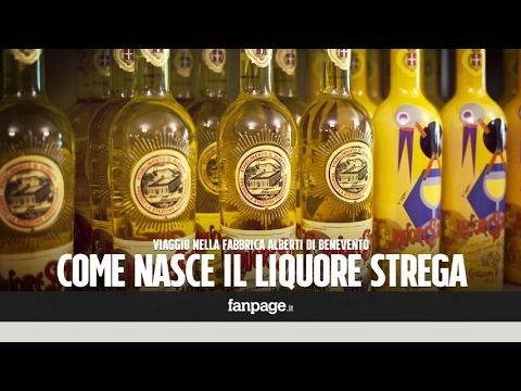 Strega, il liquore che nasce a Benevento e conquista il mondo