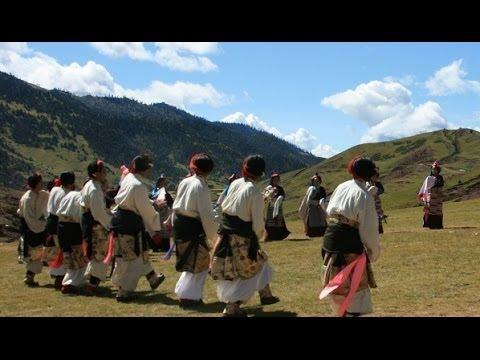 Tibetan circle dance songs 2013 [ full DVD ]