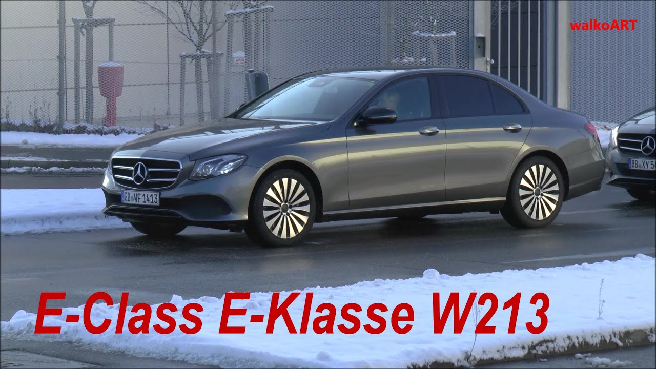 mercedes w213 die neue e klasse auf der stra e new e class 2016 2017 on the road youtube. Black Bedroom Furniture Sets. Home Design Ideas