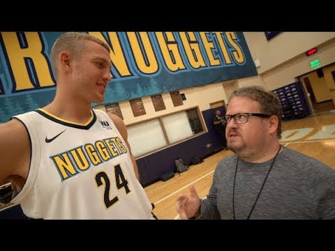 1-ON-1: Mason Plumlee, Denver Nuggets