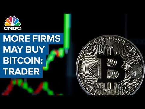 Expect More S\u0026P 500 Firms To Buy Bitcoin: Fast Money Trader Brian Kelly