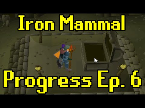 Oldschool Runescape - 2007 Iron Man Progress Ep. 6 | Iron Mammal