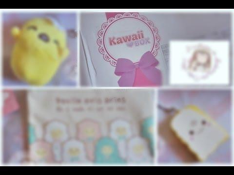 Kawaii Box - Open Box