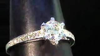 Кольцо с бриллиантом(, 2012-03-25T15:17:20.000Z)
