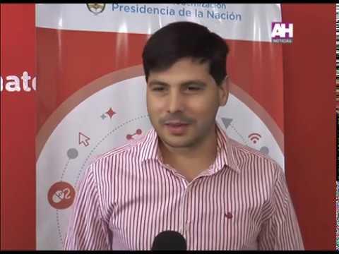 JAVIER BASILE   DIRECTOR DE SISTEMAS Y MODERNIZACIÓN    PUNTO DIGITAL OFERTA DE TALLERES