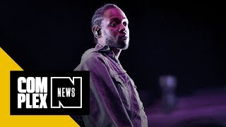 Video Shows White Kendrick Lamar Fan Rapping N-Word on Stage