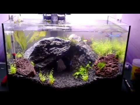 Nano Akwarium 30l Oświetlenie Led 20w