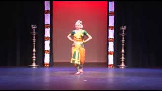 Jathiswaram - Ragamaliga - by Tharani Krishnan KBV