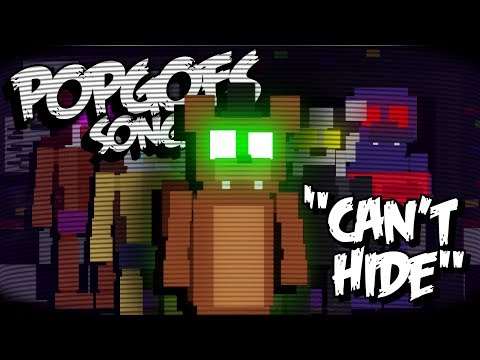 POPGOES SONG (CAN'T HIDE) - gomotion (feat. Shadrow and Madame Macabre)