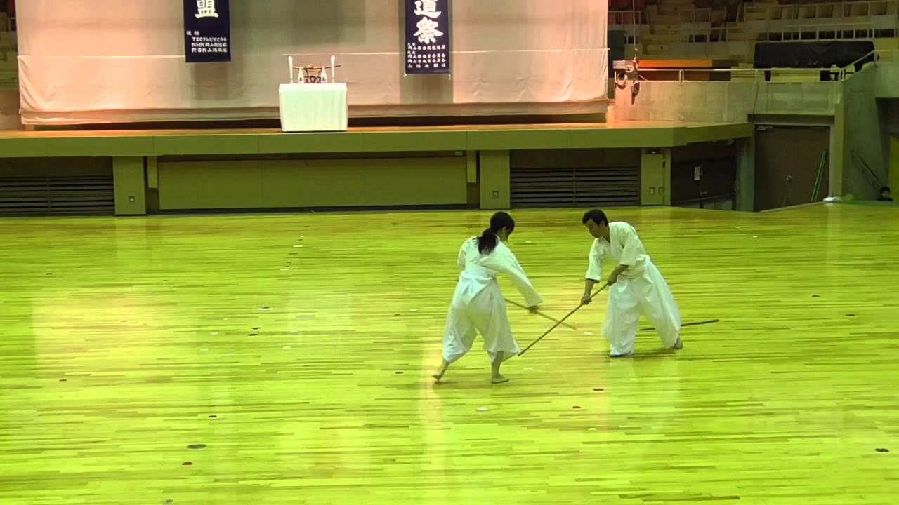 第39回岡山県古武道祭 今枝新流 ...