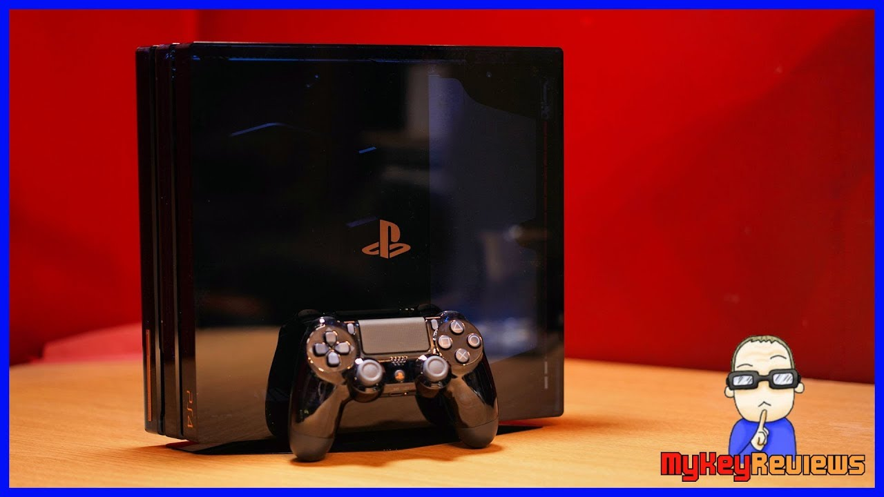 playstation 4 pro limited edition 2tb