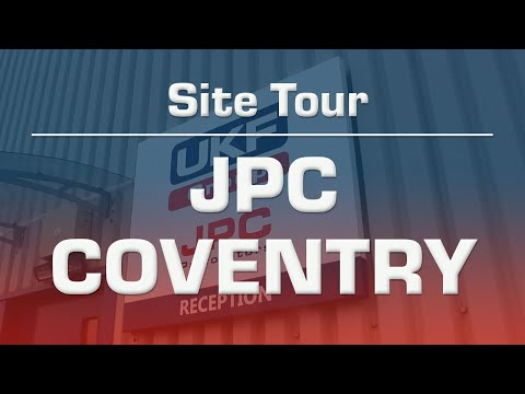 The Joint Perforating Company - Coventry Site Tour