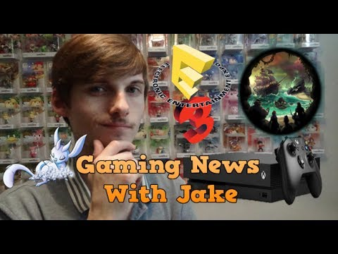 Microsoft E3 2017 Press Conference - Gaming News With Jake